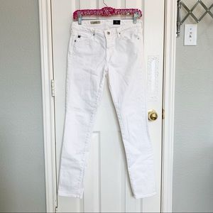 Ag Adriano Goldschmied Jeans - AG Jeans The Prima Mid Rise Cigarette